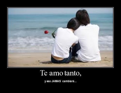 te amo tanto