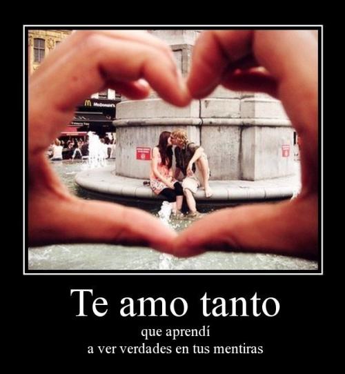 te amo tanto Te Amo Tanto