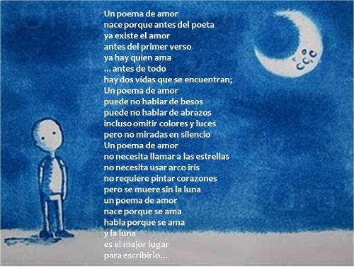 un poema de amor Poemas de Amor para Compartir
