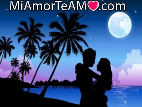 02 noches de amor  imágenes románticas de playa