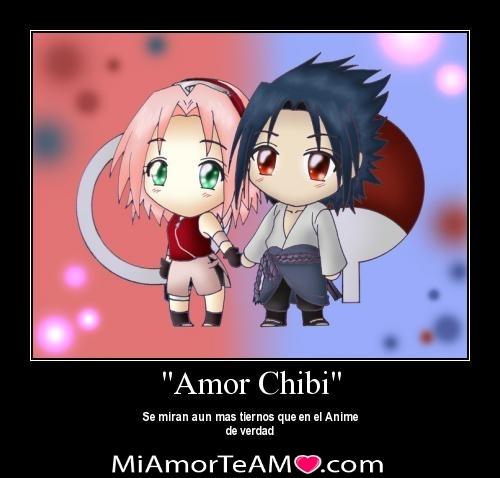 14723749 1200312565 Chibi SasuSaku by MuzzaThePerv Imágenes Chibis de amor