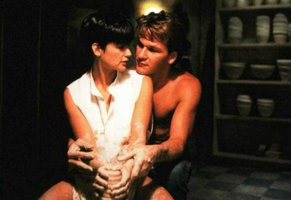 Escenas románticas Famosas