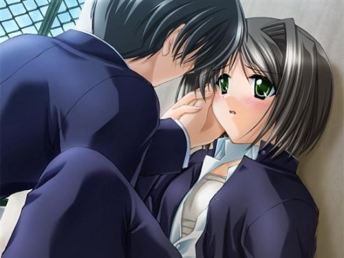 808801anime 1 2 Imágenes Animes de amor
