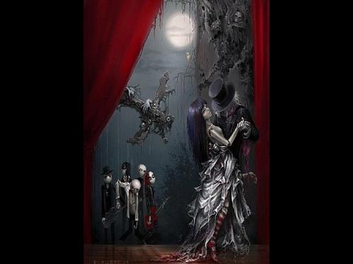 Amor Gotico 3 Imágenes Góticas de Amor