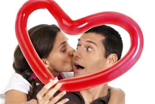 Decoracion con globos para San Valentin 1 Globos de Amor para San Valentin