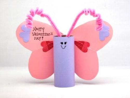 Manualidades de San Valentín para niños2 Imágenes de Manualidades para San Valentin