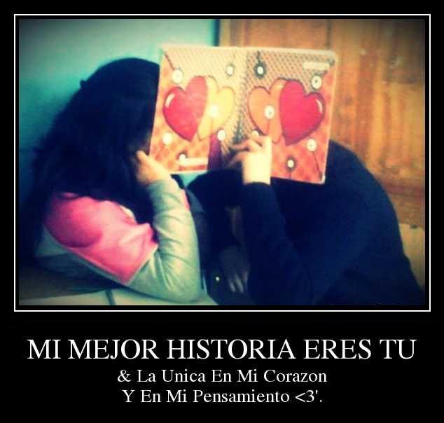 Mi mejor historia en mi corazón Mi mejor historia de amor