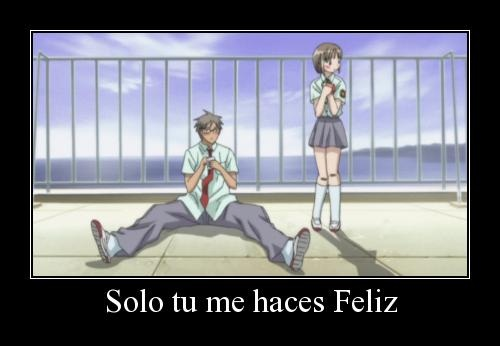 Saikano 2 Solo tú me haces feliz