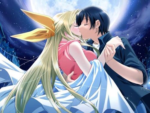 anime amor 75273 Imágenes Animes de amor