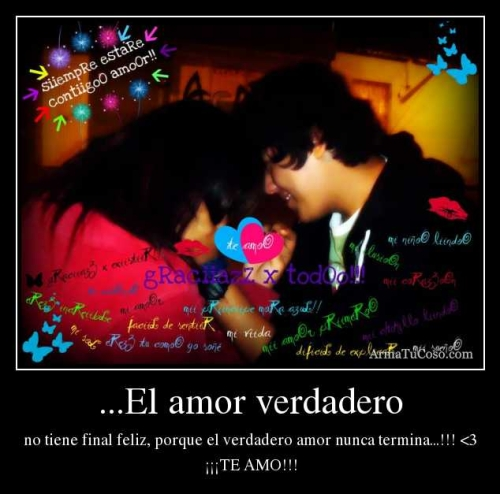 armatucoso el amor verdadero 12992 El Amor Verdadero