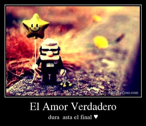 armatucoso el amor verdadero 511570 El Amor Verdadero