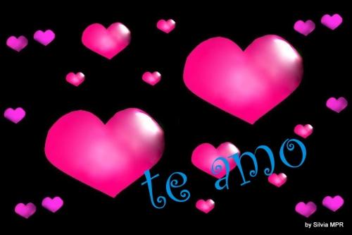 corazones de amor te amo Imágenes de amor