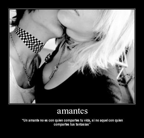 emokissss Los Amantes