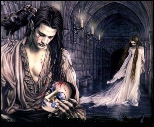 imagenes goticas amor 1 Imágenes Góticas de Amor