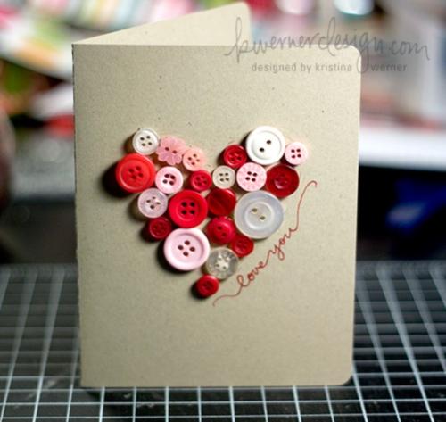 manualidades de amor para regalar2 Imágenes de Manualidades para San Valentin