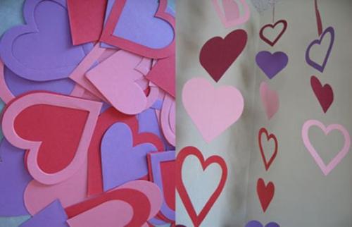 manualidades de decoracion para san valentin6 Imágenes de Manualidades para San Valentin