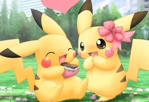 min2 20120205165443711351219 Imágenes de Pikachu enamorado