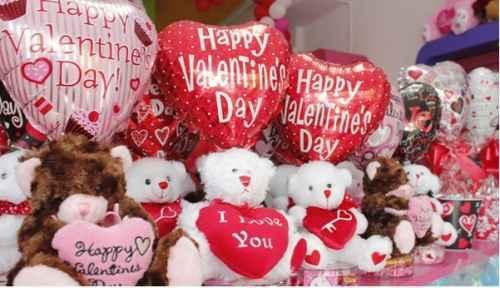ositos Globos de Amor para San Valentin