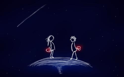 amor minimalista