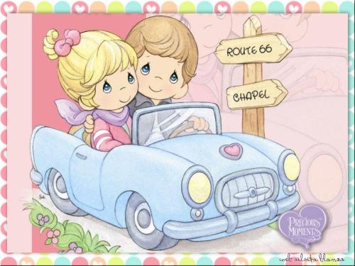 Imágenes Precious Moments de amor | Mi amor... Te amo !