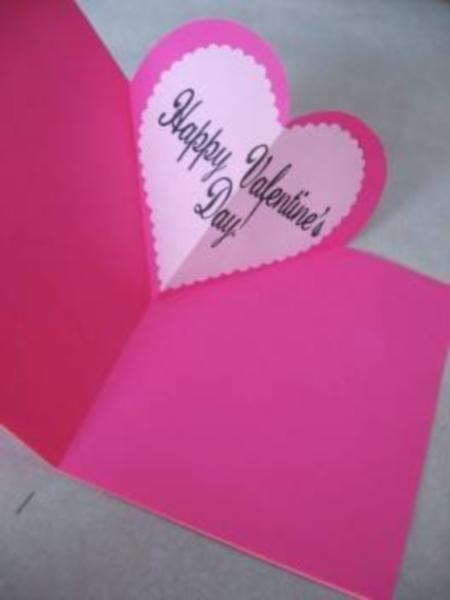 tarjeta Tarjetas Caseras para San Valentin