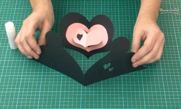 tarjetas de amor hechas a mano ¿Cómo hacer tarjetas de amor?