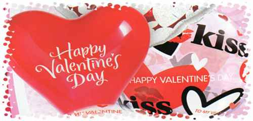 thb san valentin globos decoracion Globos de Amor para San Valentin
