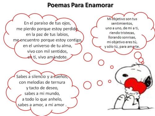 versos de amor cortos Poemas de Amor para Enamorar