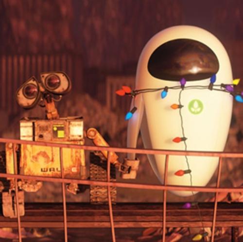 wall e and eva Imágenes de amor de WALL E y EVA