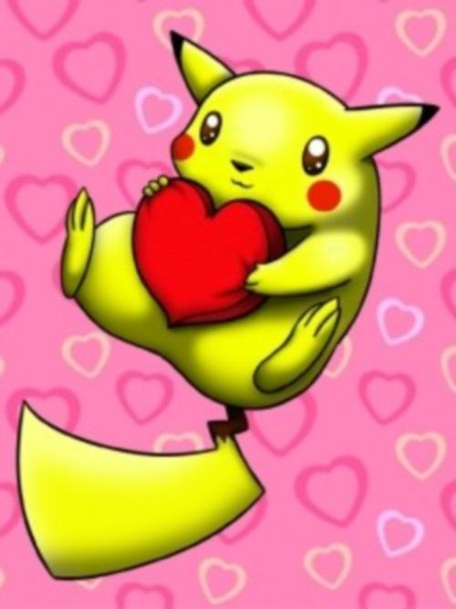 webix amor 240 32021 240 Imágenes de Pikachu enamorado