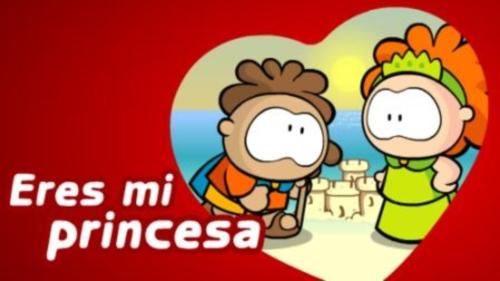 Eres mi princesa
