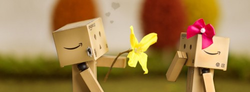 Danbo first love facebook timeline covers banners 61 e1367860791841 Banners de amor para Facebook