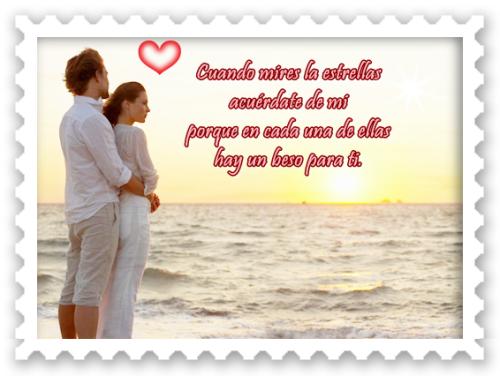 Imágenes con frases romanticas