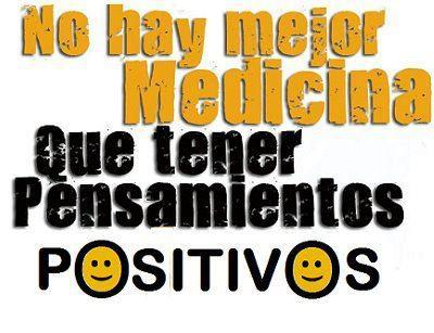 Imagenes con pensamientos positivos