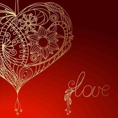 Tarjetas para el día de los enamorados 2014