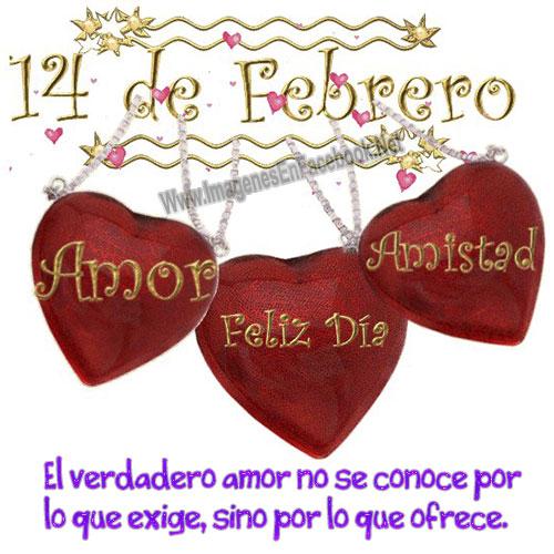 Feliz Dia De San Valentin 2014