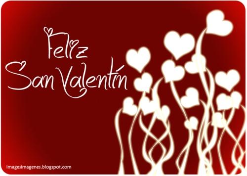 Tarjetas del Dia de los Enamorados