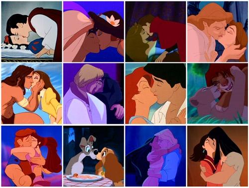 Imagenes de amor de Disney