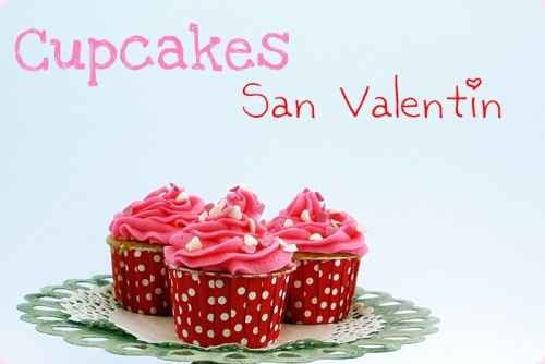 Pasteles y postres para san Valentin