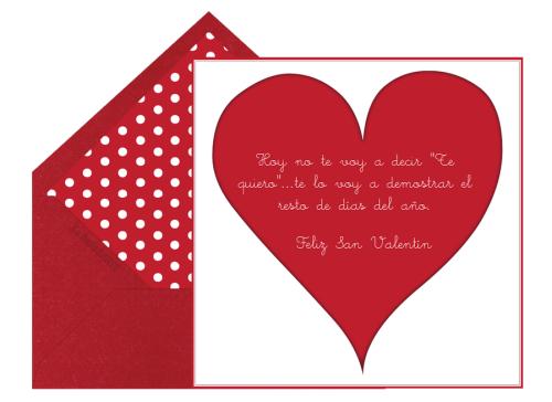 mensajes para el dia de los enamorados