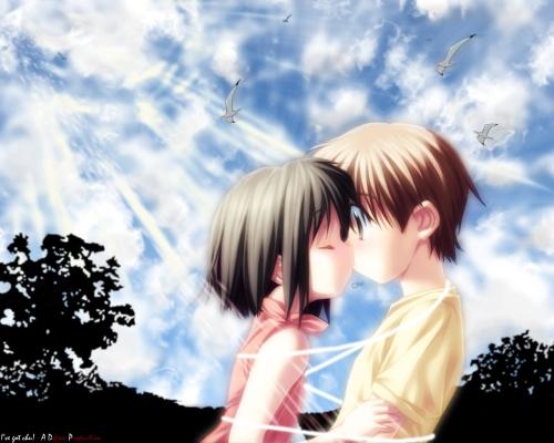 Animes de amor