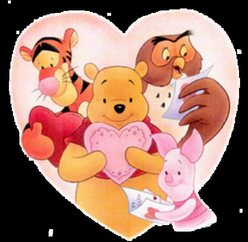 Disney-San Valentin