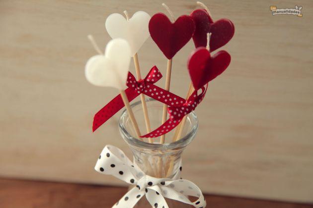 Manualidades para el dia de los enamorados