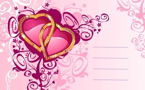 Postales para el día de los enamorados