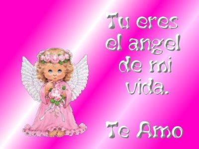 Tú Eres Mi ángel De Amor