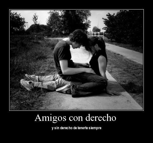 Imagenes Romanticas De Amigos Con Derecho Mi Amor Te Amo