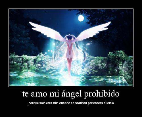 Tu eres mi angel de amor