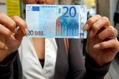 Los 20 euros