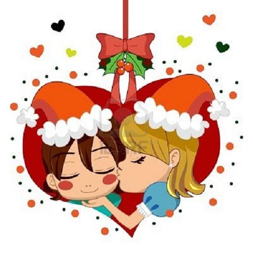 Beso Navideño