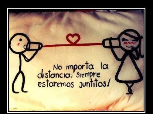 Imagenes de amor a distancia